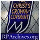 Reformed Presbyterian History Archives